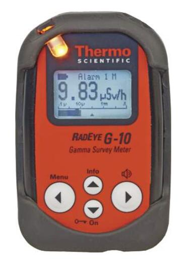 美国THERMO FISHER RadEye G-10个人剂量计